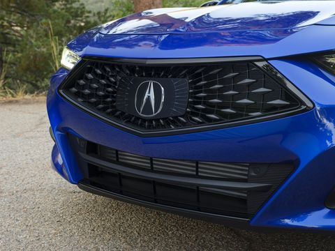 the 2021 acura tlx a spec