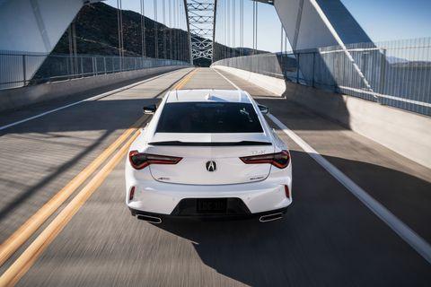 2021 acura tlx all new sport luxury sedan debuts