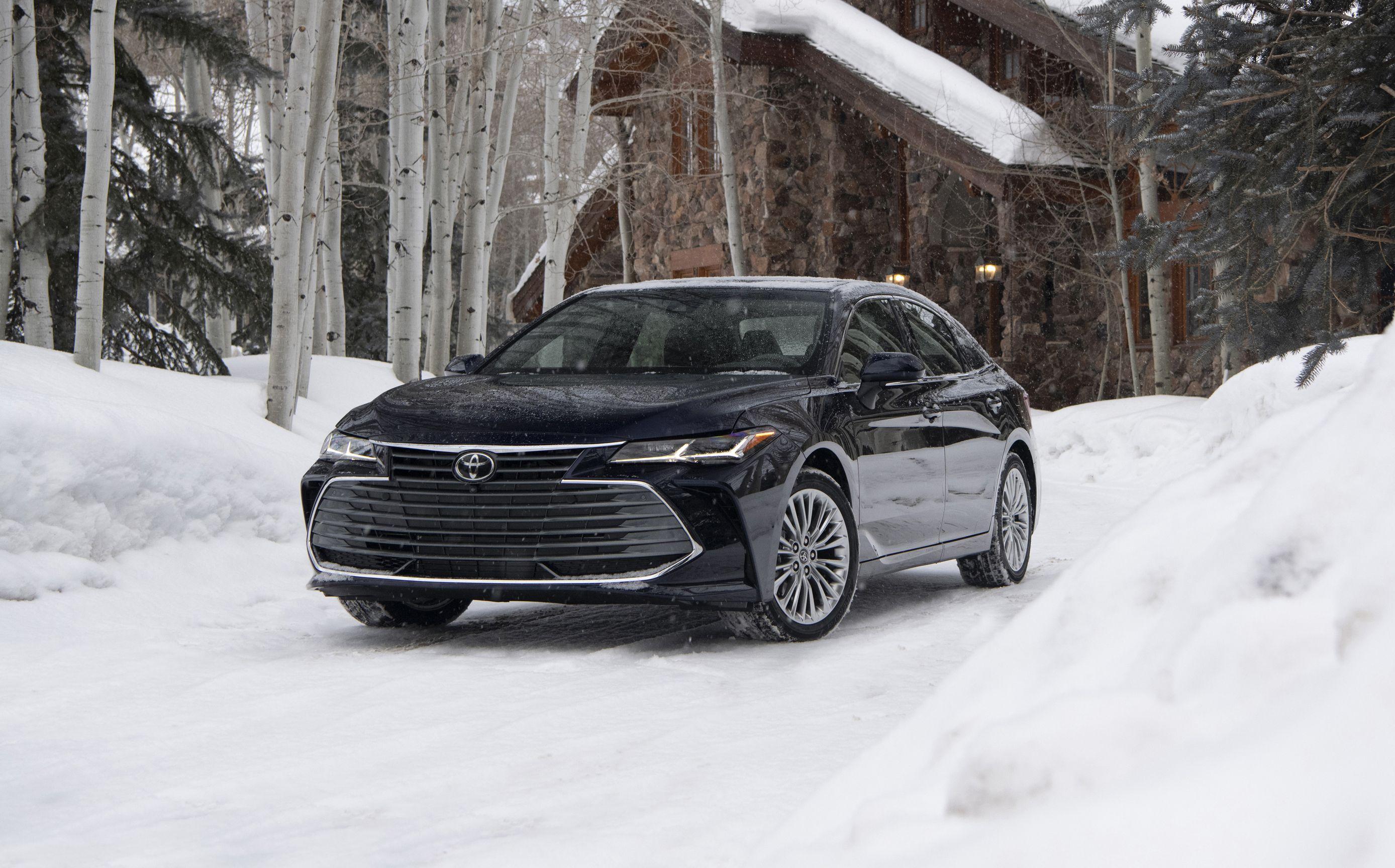 2021 Toyota Avalon Reviews