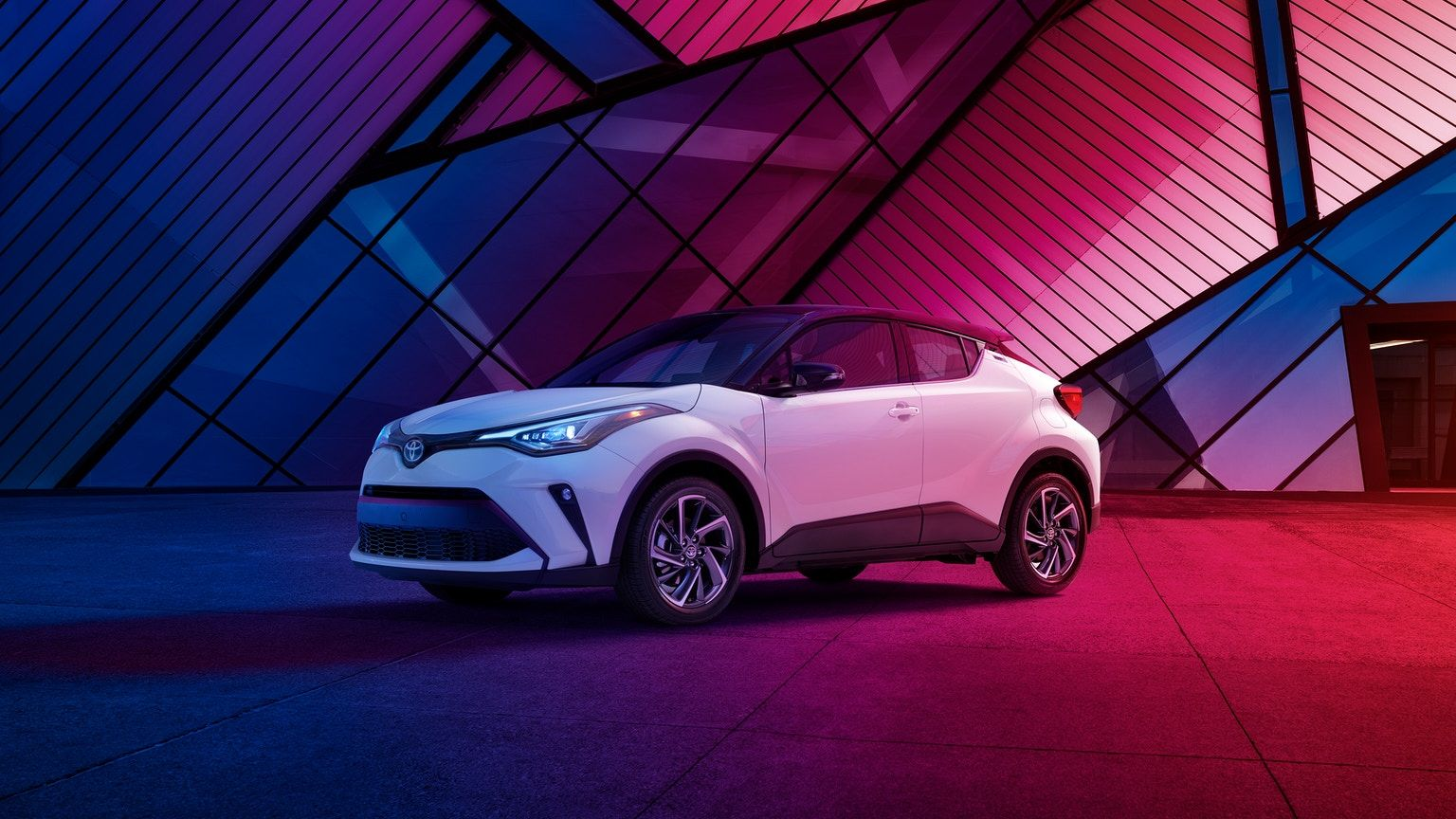2021 Toyota C Hr Review Pricing And Specs
