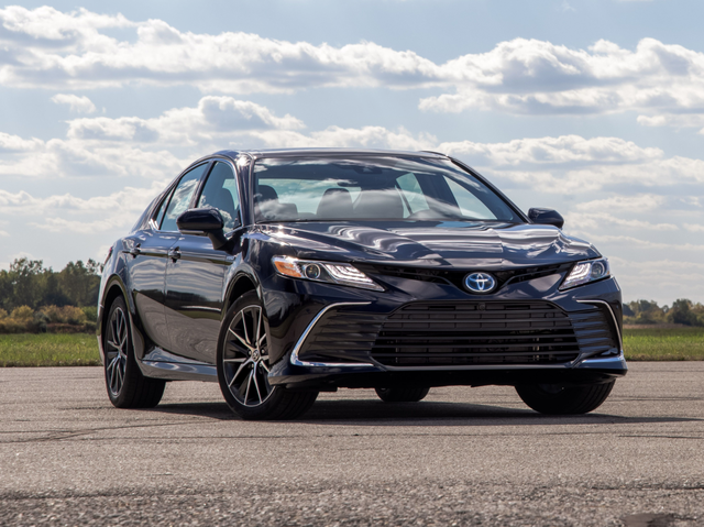 2021 Toyota Camry Review Pricing And Specs
