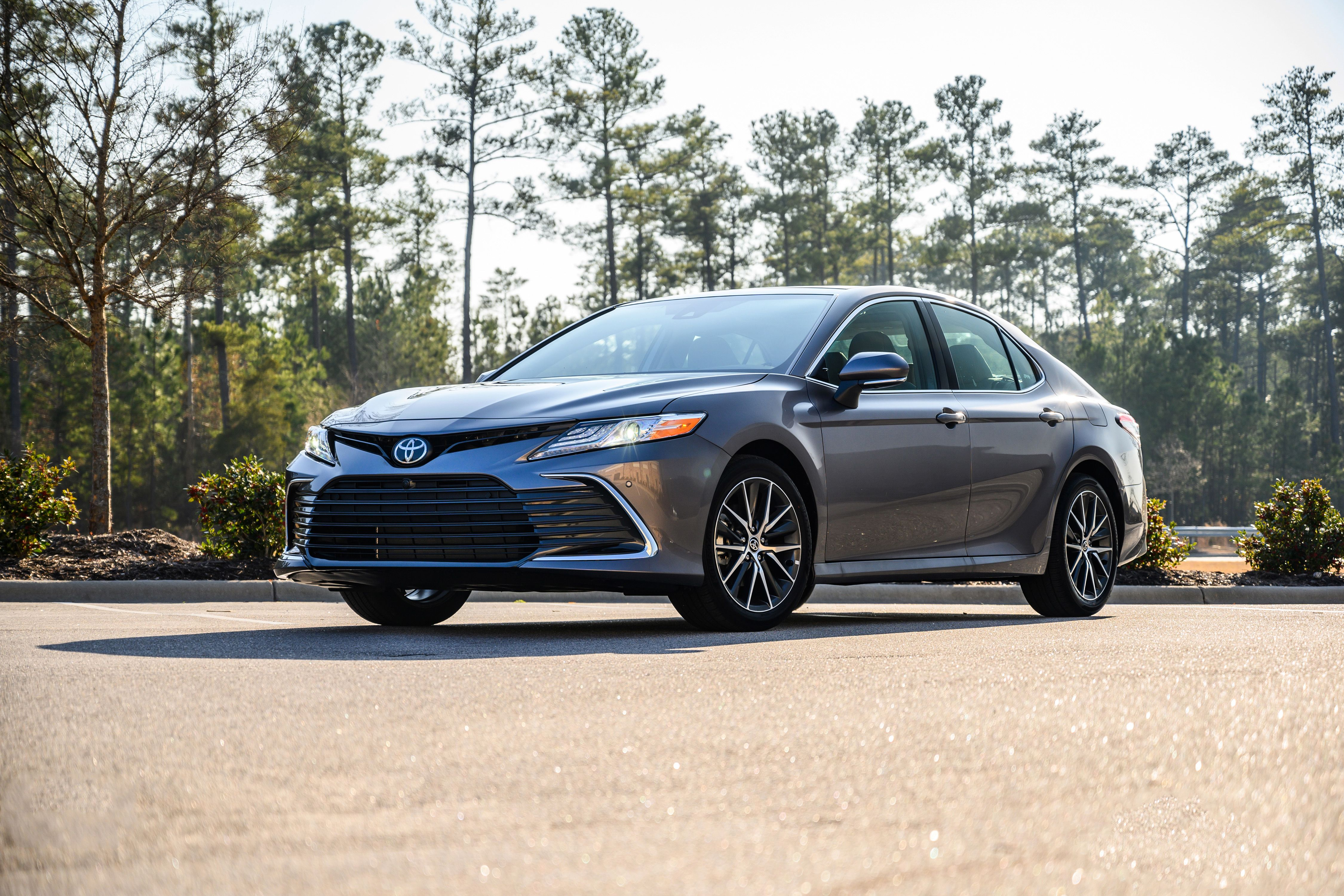2021 Toyota Camry Goes All Wheel Drive Again