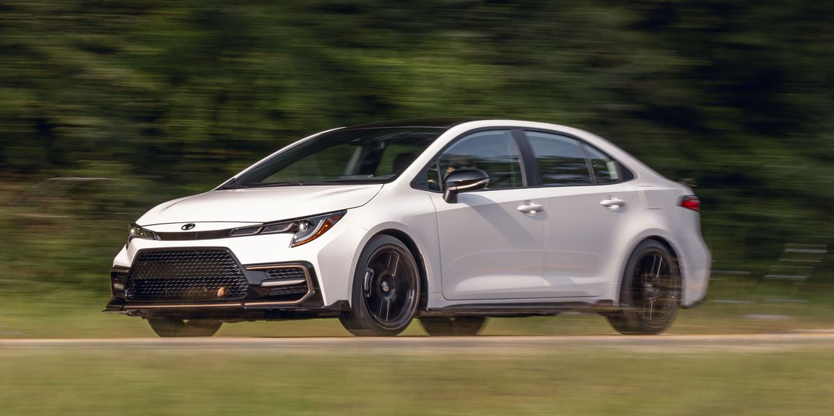 2021 Toyota Corolla Review Pricing And Specs