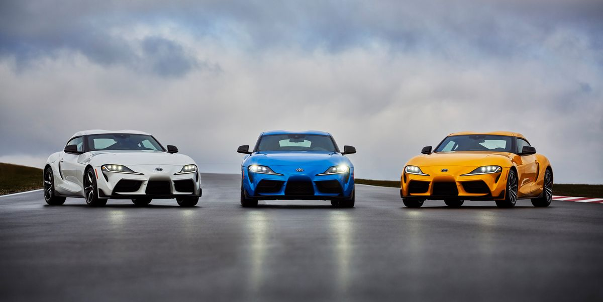 See Photos of 2021 Toyota Supra