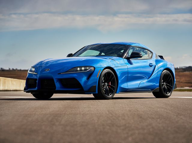 2021 Toyota Supra Review, Pricing, and Specs