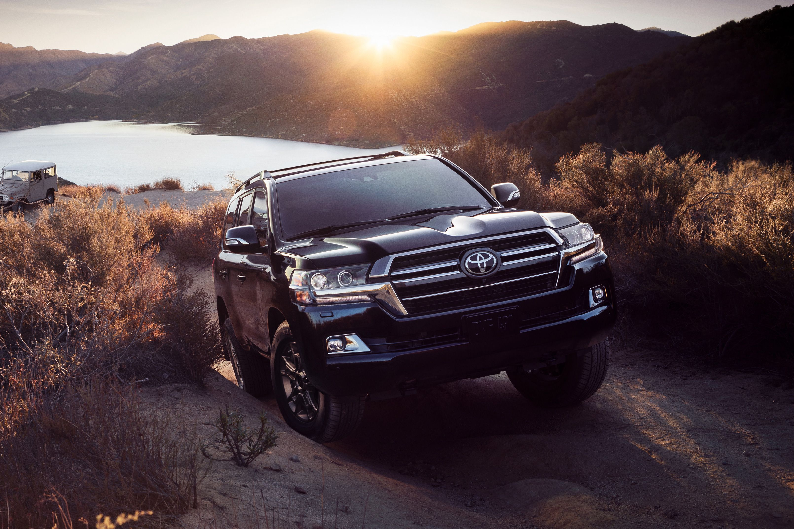2020 Toyota Land Cruiser New Concept