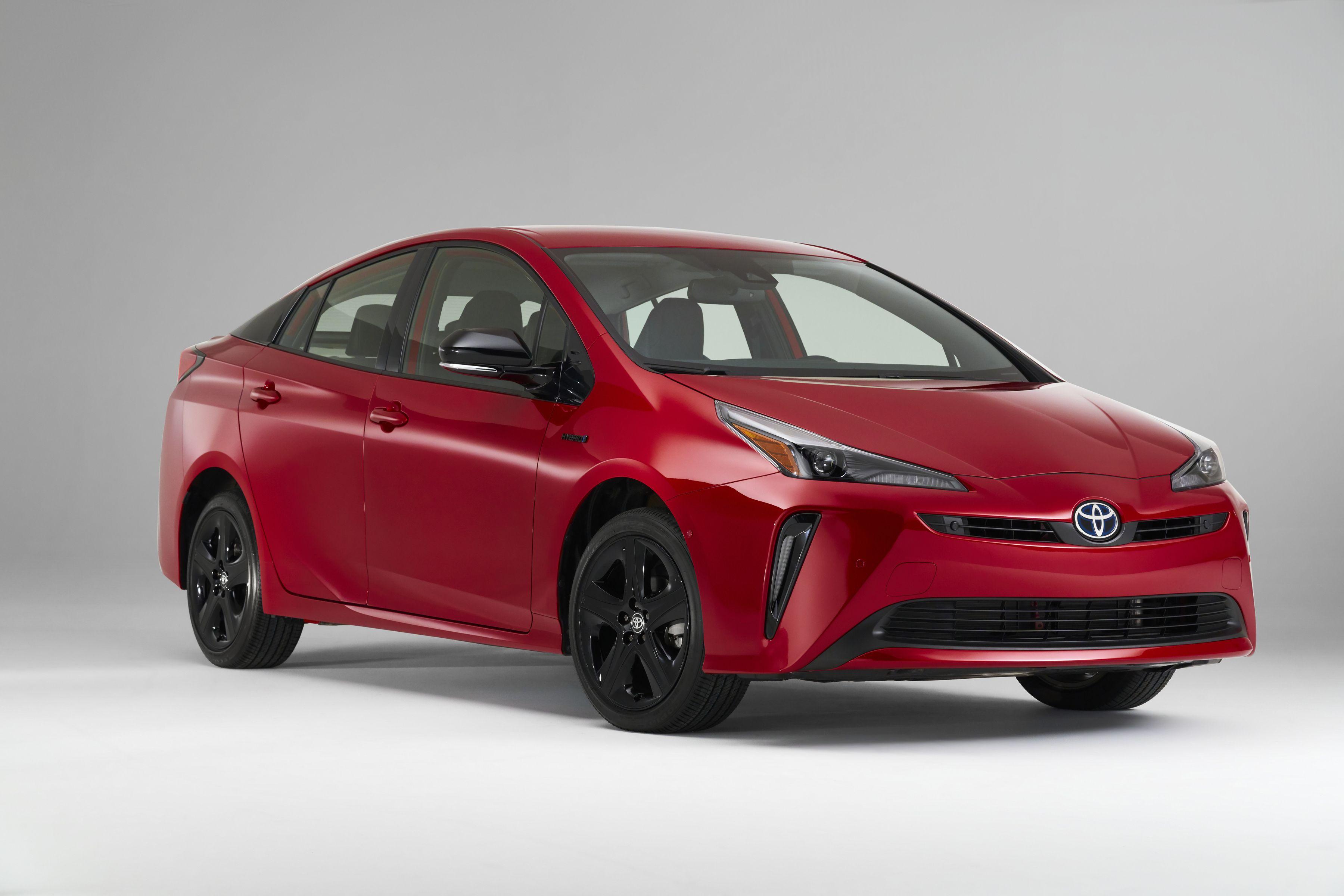 2020 Toyota Prius Picture