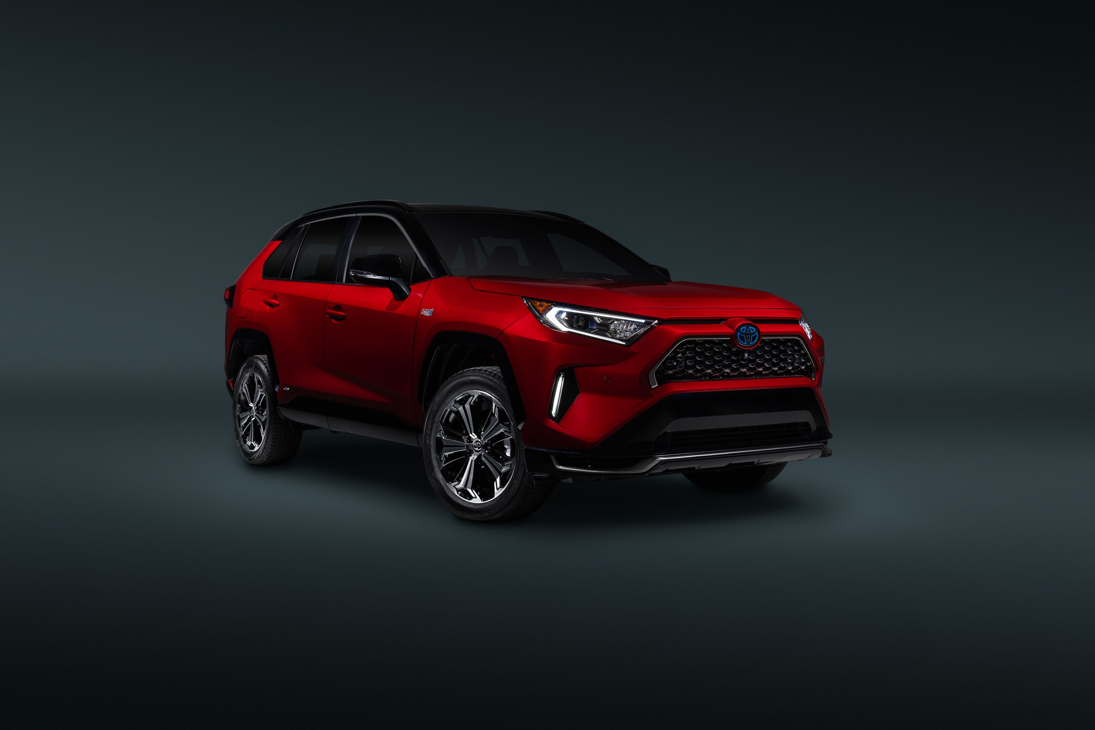 2021 Toyota Rav4 Plugin  39 mile EV range, electric rear
