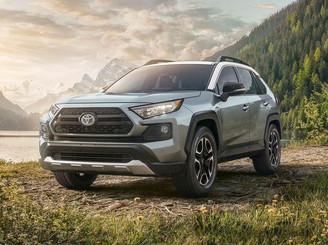 2021 Toyota Rav4 Review Pricing And Specs