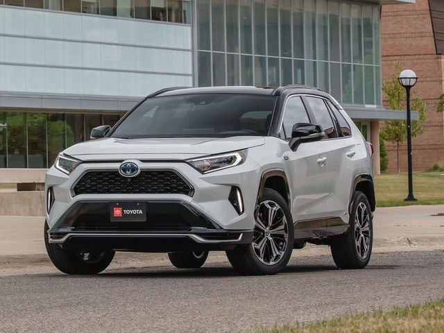 2021 Toyota Rav4 Hybrid Review Pricing And Specs