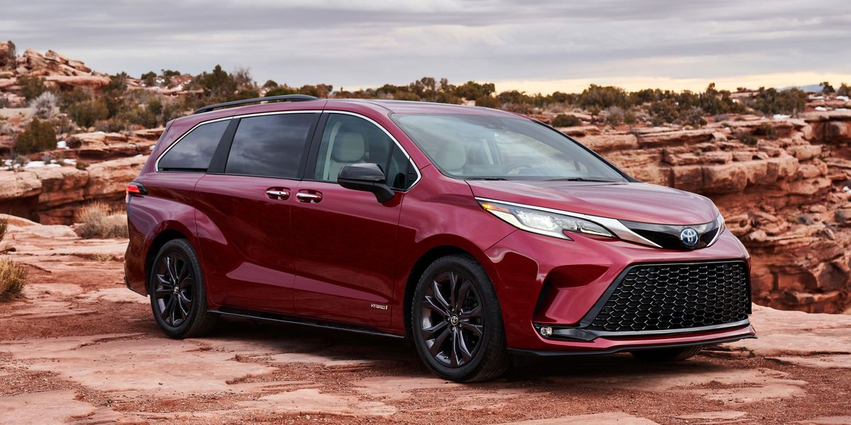2021 Toyota Sienna - Hybrid Only - Off-Ramp - Leasehackr Forum