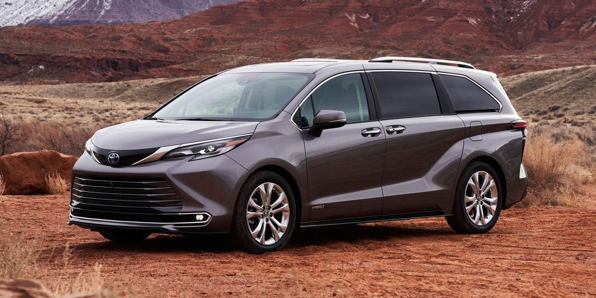 2021 toyota sienna review pricing and specs 2021 toyota sienna review pricing and specs