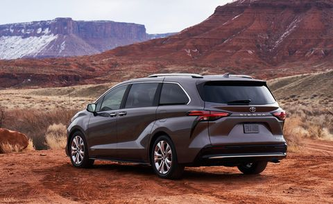 2021 Toyota Sienna Review Pricing And