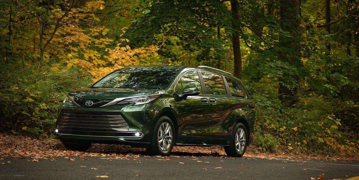 2021 Toyota Sienna's 8 Family-Friendliest Features