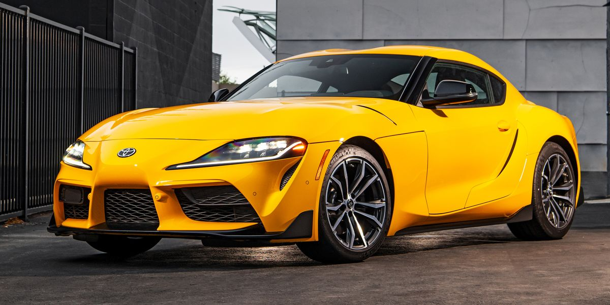 View In-Depth Photos of the 2021 Toyota Supra 2.0