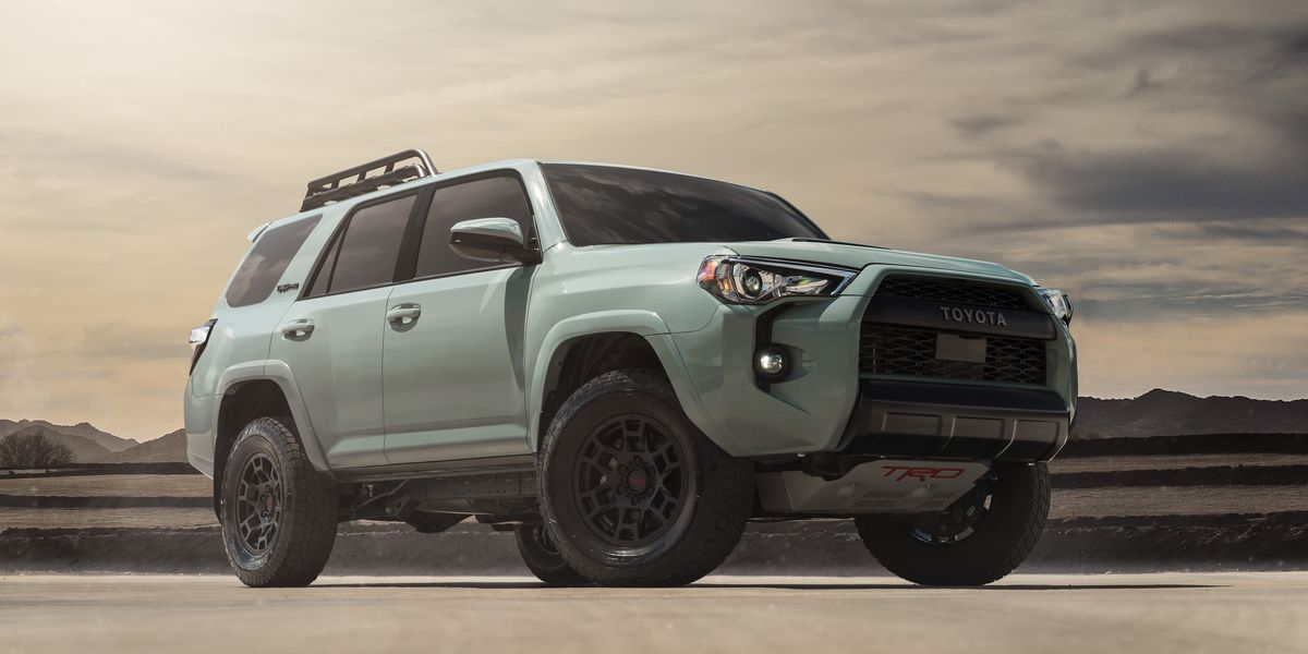 2021 Toyota 4Runner Review, Pricing, and Specs