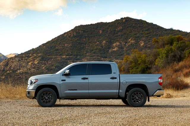 2021 Toyota Tundra Trail Edition Review