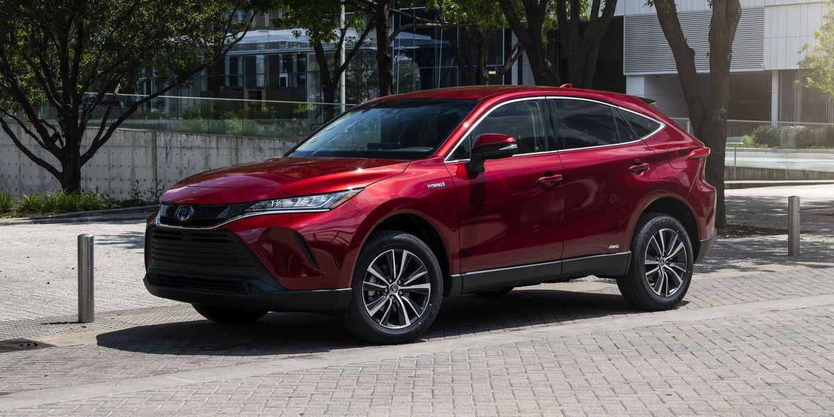 2021 Toyota Venza Costs More Than The Rav4 Hybrid