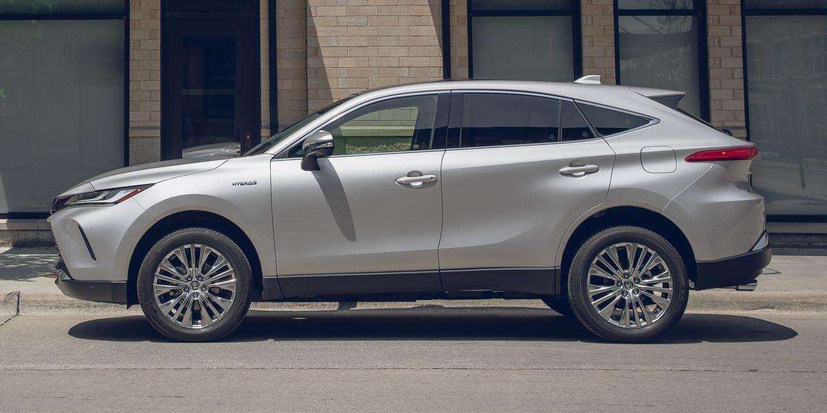 Tested 2021 Toyota Venza Amounts To A Fancy Rav4 Hybrid