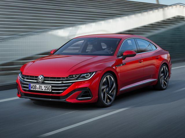 2021 Volkswagen Arteon Review, Pricing, and Specs