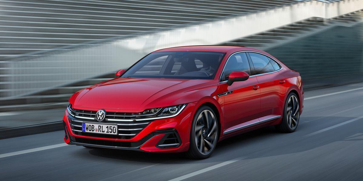 2021 Volkswagen Arteon Review Pricing And Specs Newsopener