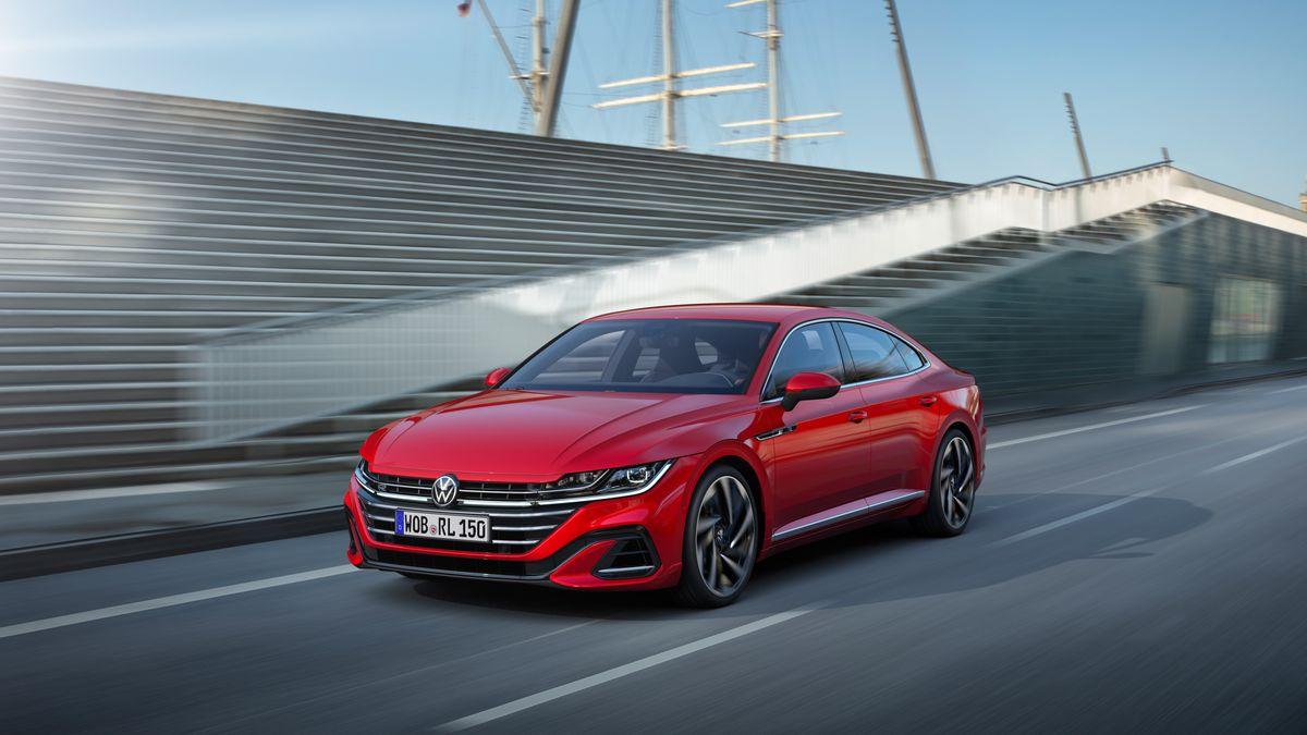 2021 Volkswagen Arteon Review Pricing And Specs