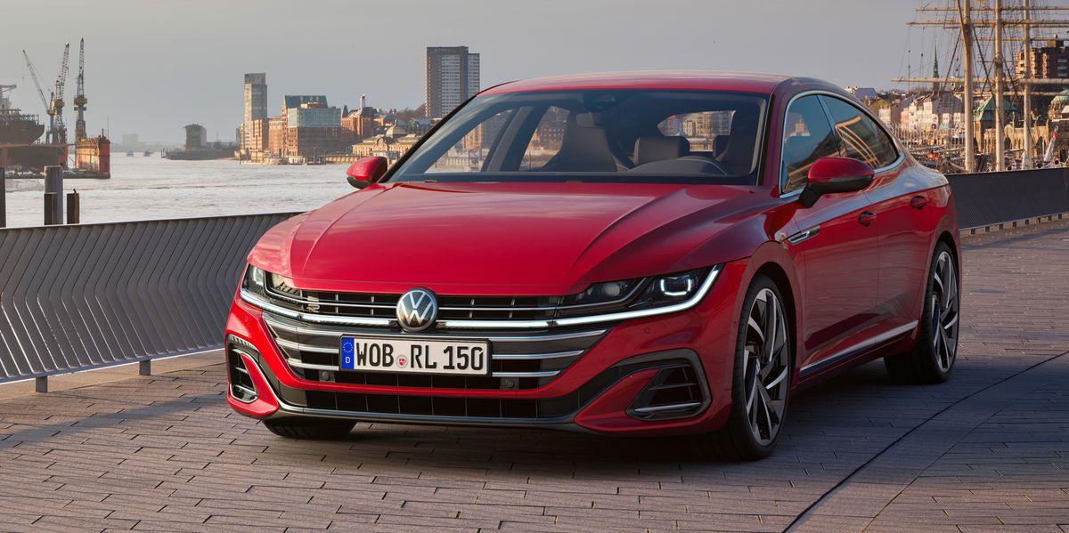View Photos of the 2021 Volkswagen Arteon
