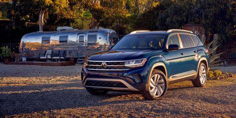 New 2021 Volkswagen Atlas in Photos