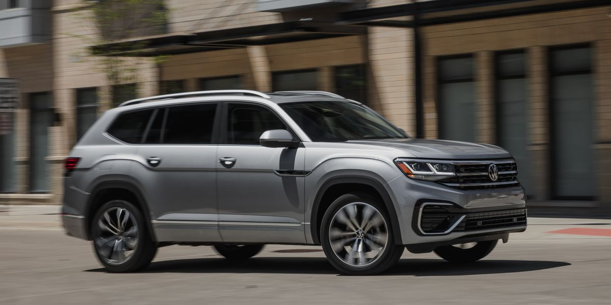 2021 volkswagen atlas review pricing and specs