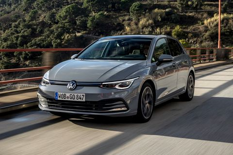 2020 Volkswagen Golf Has Evolved into a Futuristic Device, May Not Come Stateside