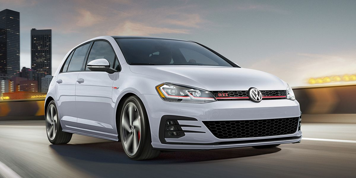 2021 volkswagen golf gti review, pricing, and specs