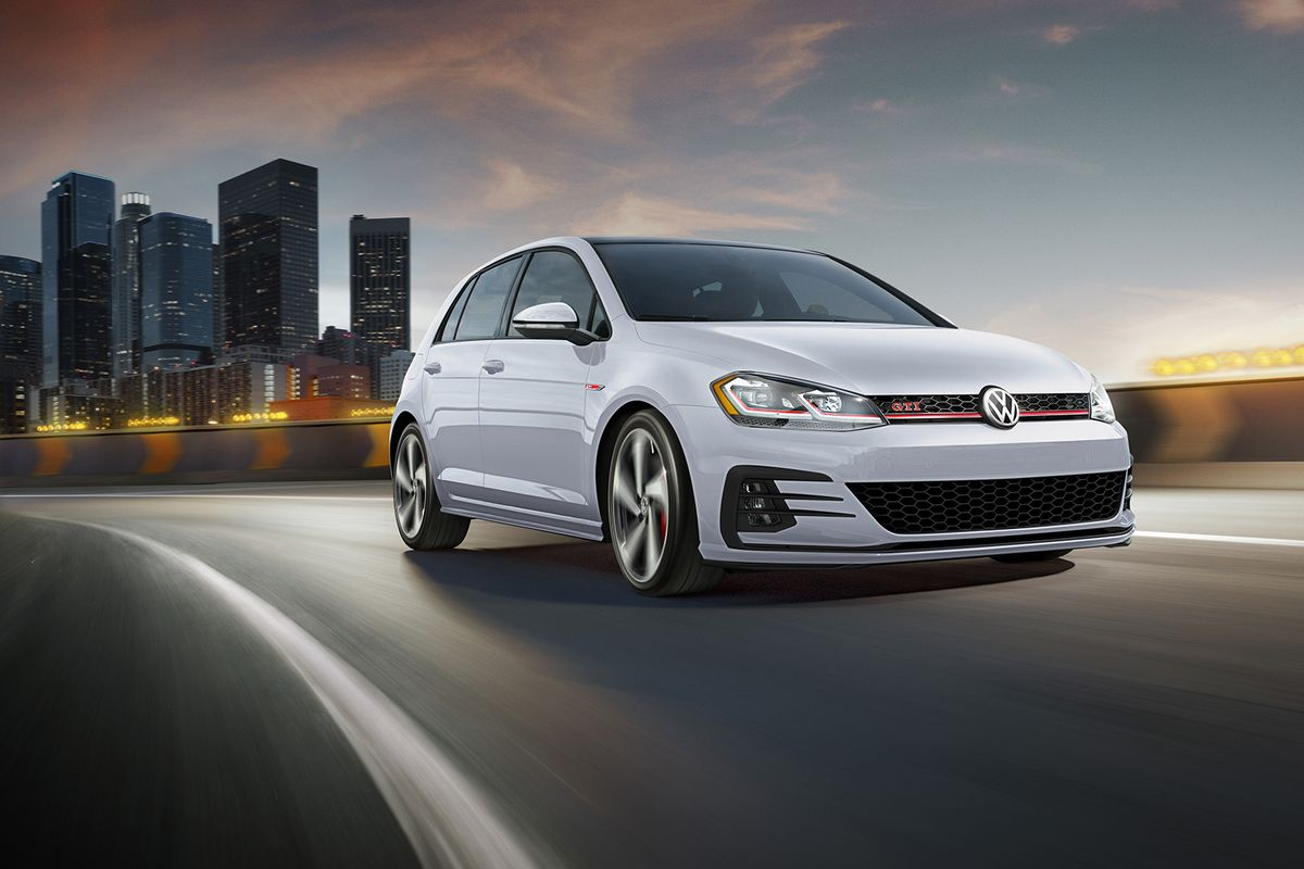 2021 Volkswagen Golf Gti Review Pricing And Specs