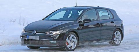 New Volkswagen Golf GTI Debuting in March, Golf R in July