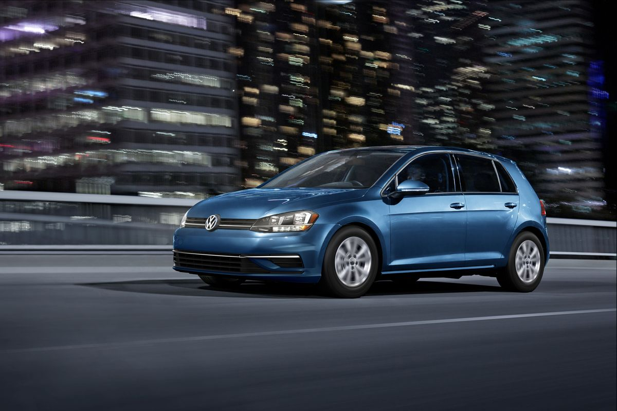 2021 Volkswagen Golf Review Pricing And Specs