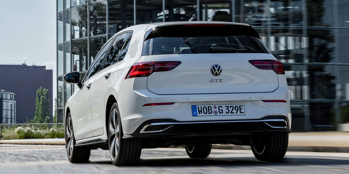 2021 Volkswagen Golf GTE Acts Like a Hybrid GTI