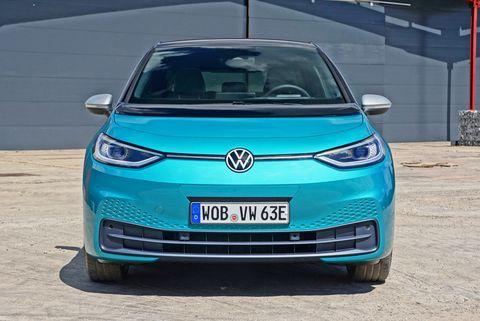 2021 volkswagen id3