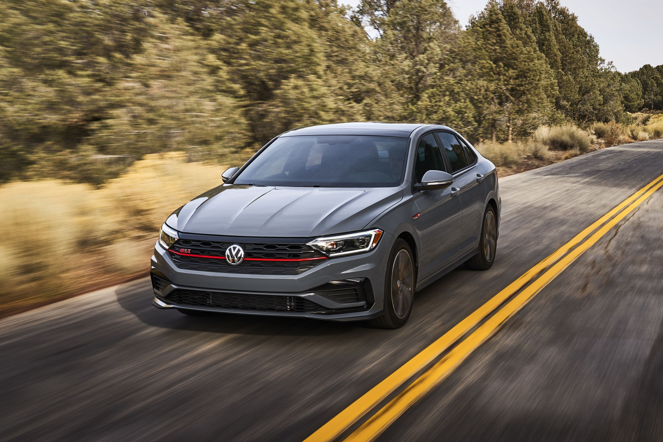 2021 Volkswagen Jetta Gli Review Pricing And Specs