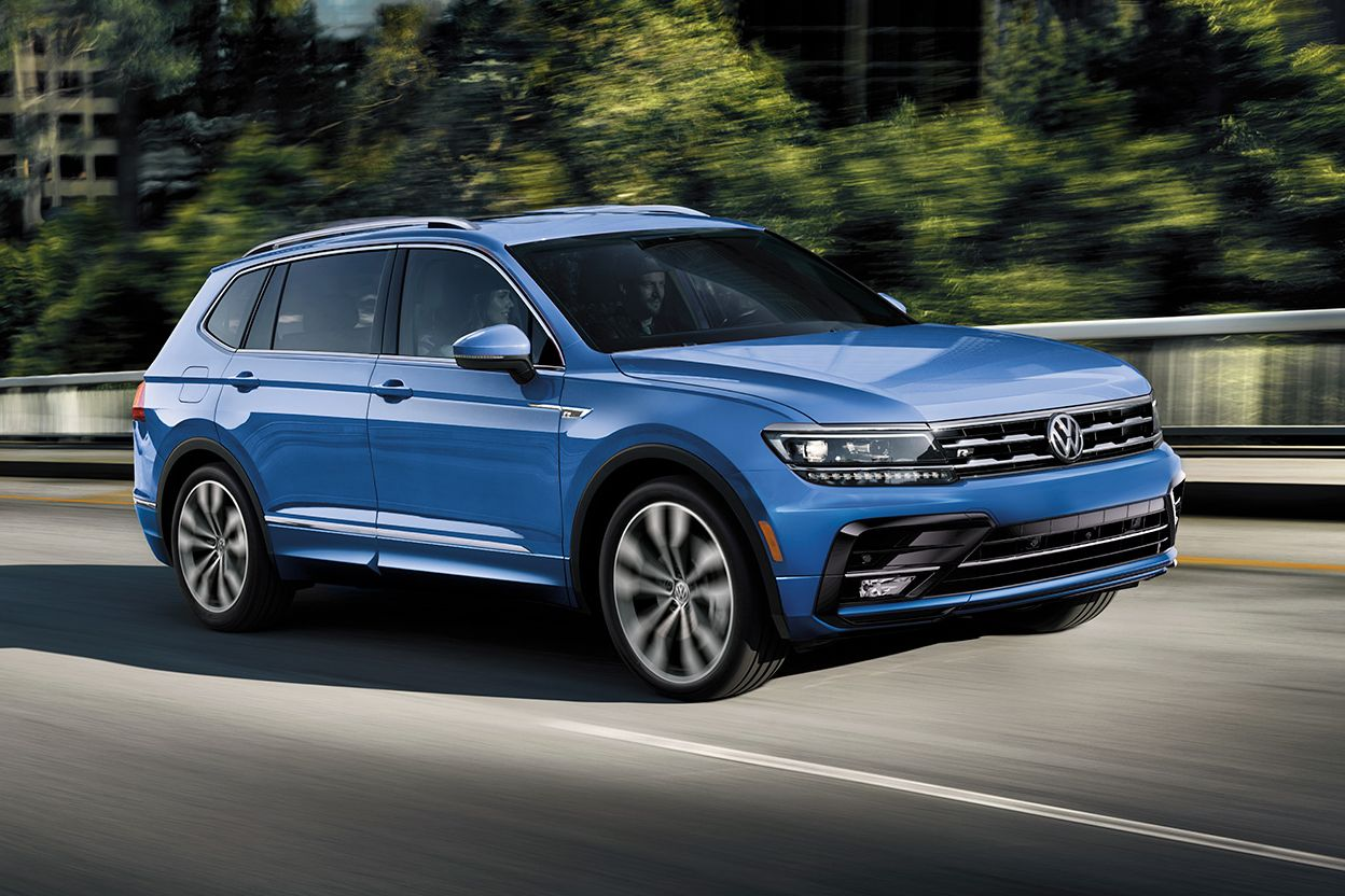2021 Volkswagen Tiguan Review Pricing And Specs
