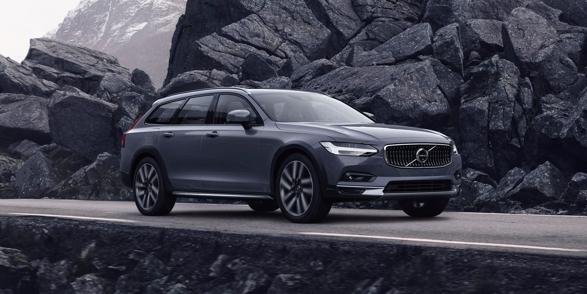 2021 volvo v90 cross country review pricing and specs