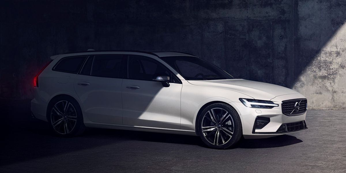 2021 Volvo V60 Review Pricing And Specs