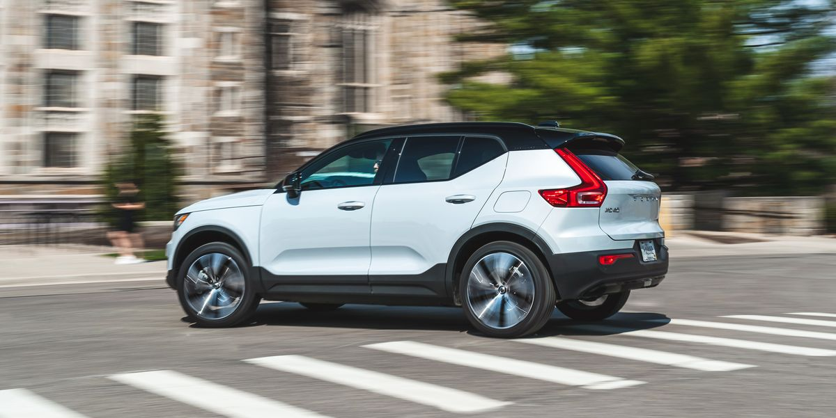 Tested: 2021 Volvo XC40 Recharge P8 Is a Stealth EV