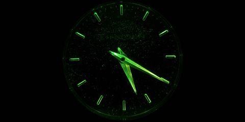 2006 lincoln town car dash clock