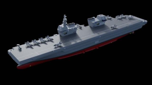 south korea aircraft carrier