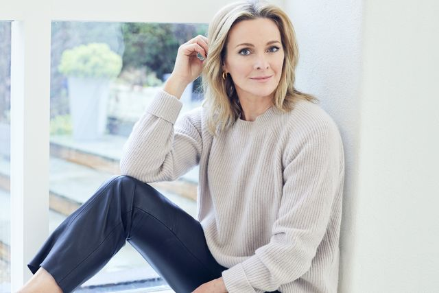 gabby logan on feeling empowered by midlife – including why she's far better on tv aged 47