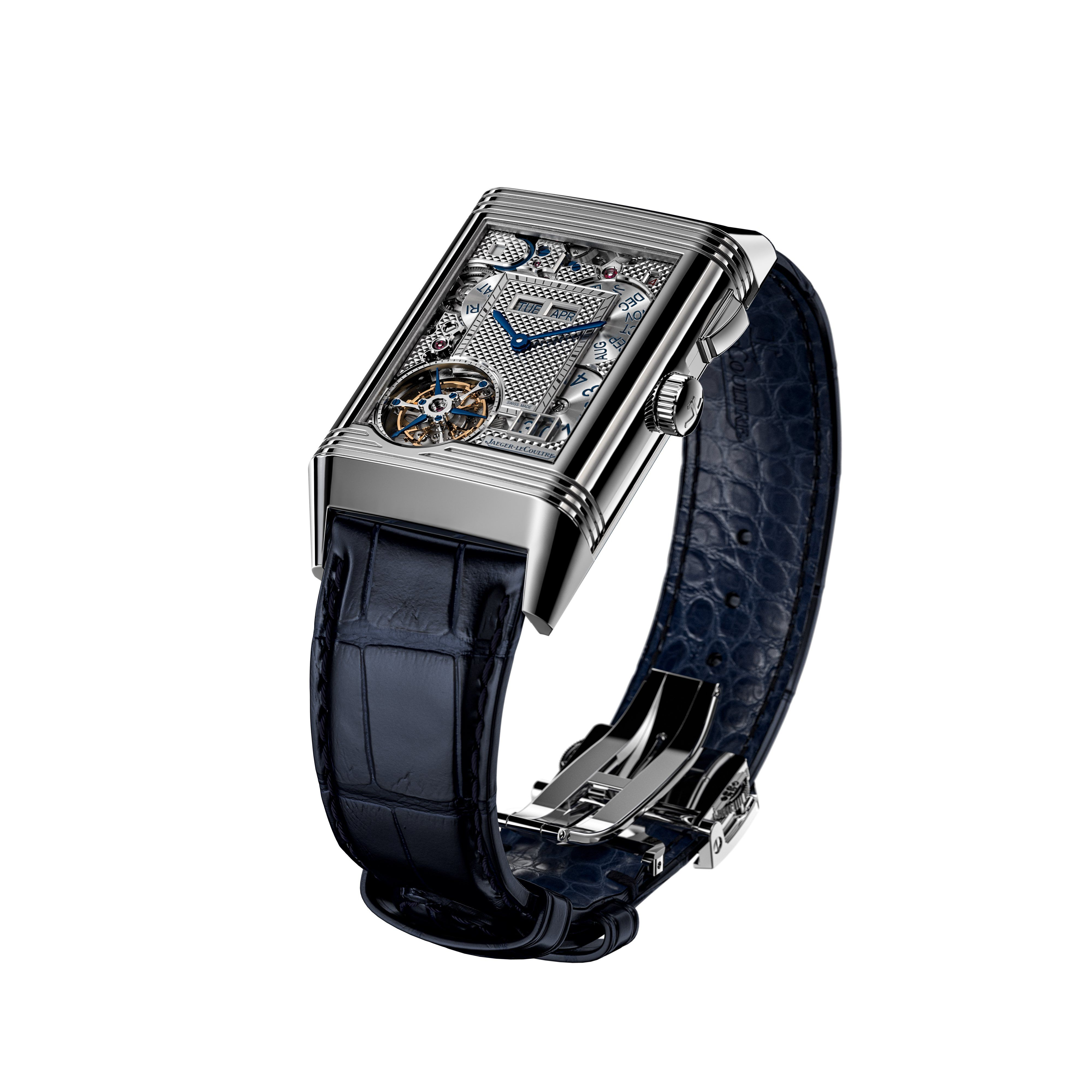 Jaeger-LeCoultre Has Made a Watch With Four Faces