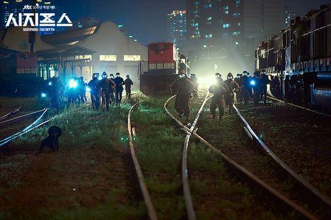 《薛西弗斯的神話》人物角色劇情快速解析!追殺朴信惠、曹承佑的「西格瑪、管制局」是誰?