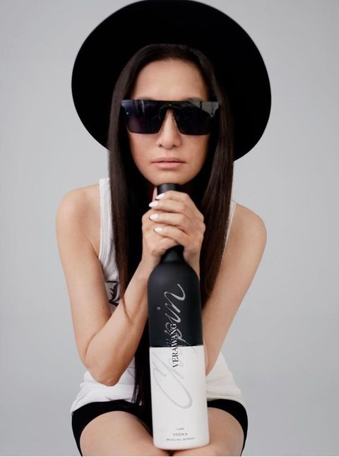 vera wang與chopin vodka限量聯名伏特加