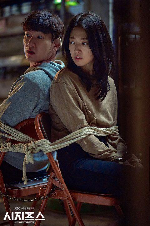 朴信惠、曹承佑出演的netflix《薛西弗斯的神話》劇情大綱