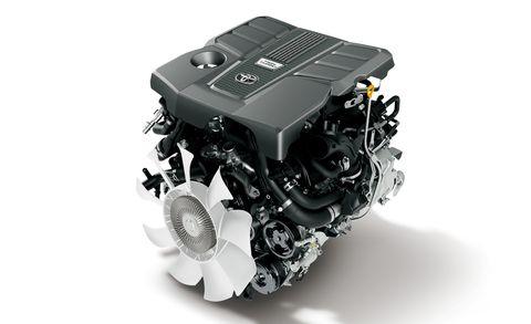 toyota land cruiser twin turbo v 6 engine