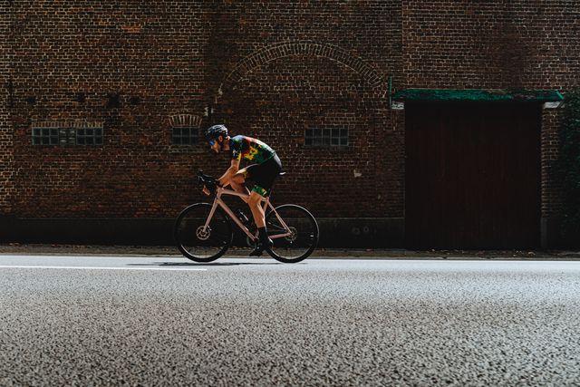 elke dag fietsen, maar niet afvallen